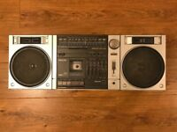 Philips Stereo Compo Sound Machine D8534 Radio Cassette - Boombox Ghettoblaster