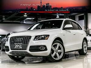 2012 Audi Q5 S-LINE/PRESTIGE/BLIND SPOT/LOADED