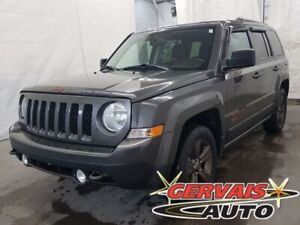 Jeep Patriot 75th Anniversary 4X4 Cuir Toit Ouvrant MAG 2016
