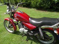 Yamaha YBR 125, Excellent condition