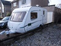 abbey gts vogue 215 2 berth £3500 ready to go all in good working order 2005