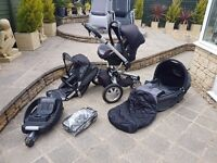 Quinny Buzz Full Travel System 3in1