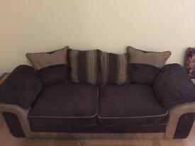 2 & 3 seat sofas for sale