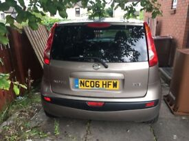 Nissan Note Gold SVE