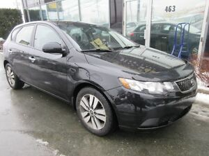 2013 Kia Forte EX HATCH AUTOMATIC