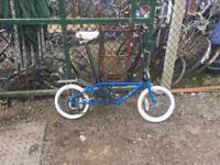 De bike folding bike retro