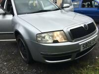 Skoda superb 1.9 TDI 130