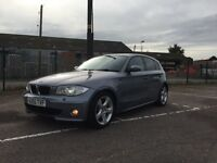 Bmw 120d 2005 6 speed manual Diesel 163hp