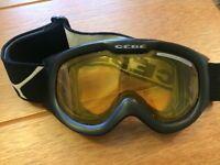 Children's Cebe Ski goggles