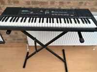 Farfisa DK125 Keyboard For Sale