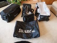 Selection of 3 Sports Holdalls and 1 Sports Bag Brand New and Unused