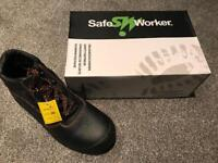 Steel toe work boots brand new A grade stock