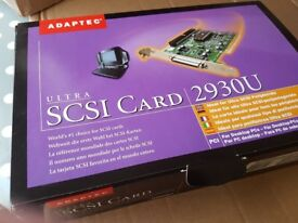 Adaptec SCSI Card 2930U - Free to Collector