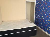 Double room £80, All bills are included. Wi-fi included.