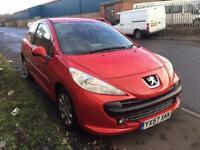 2008 Peugeot 207 1.4 Sport M Play 6 Months Warranty Long MOT