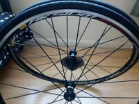 Mavic aksium race wheels