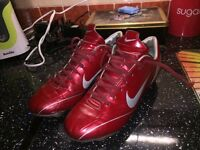 Nike mercurial vapor size 7