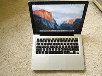 "Macbook Pro 13"" Mid 2009, 2.26GHz Intel Core 2 Duo, Running OSX 10.7.5"