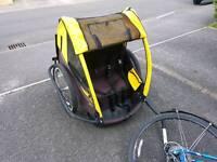 Bike trailer adventure DT2