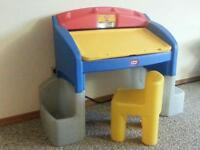 selling little tykes table and chair