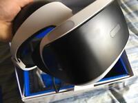 PlayStation VR & Camera Bundle - Like New