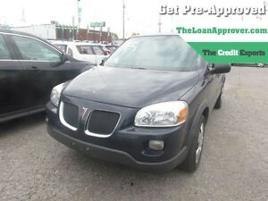 2008 Pontiac Montana SV6 FWD  * LEATHER/CLOTH London Ontario image 1