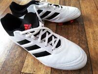 Adidas leather football boots (UK12)