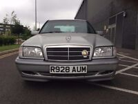 Mercedes Benz C Class C180 Classic Auto - Low Mileage - 2 owners from new - Lots of Service History
