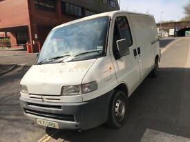 Peugeot, BOXER, Panel Van, 1999, Manual, 2446 (cc)