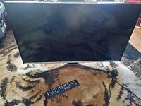 Samsung smart tv *broken screen*