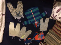 3-6 months Baby Clothes -from a pet&skome free home (bundle of clothes)