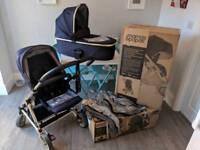 Mamas & Papas Urbo2 Twilight Gold ltd. Edition Pram/Stroller