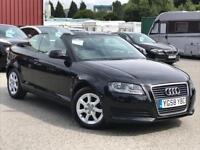 Audi A3 1.9 TDI Cabriolet 2dr