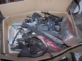 Citroen BX parts as per photos