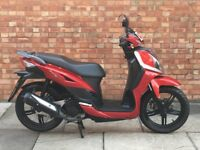 SYM SYMPHNY SR125, IN EXCELLENT CONDITION WITH ONLY 792 MILES!!!