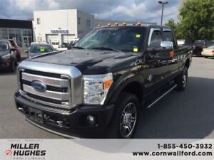 2015 Ford F-350 Lariat, Moonroof, Sync, Camera, Tow Pkg