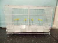 ...new canary cages £30 each ...