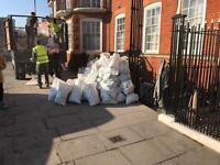 Builders waste removal fastest and cheapest in London call now