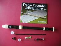 Treble Recorder