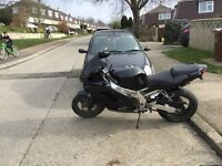 ZX9R swap Moto x bike (road legal)