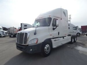 2012 Freightliner Cascadia 125 Heavy Spec