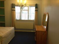 Stunning Large Double Room To Rent For Single Professional- Hounslow East -All Bills Included