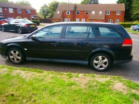 Vauxhall Vectra estate Diesle manual
