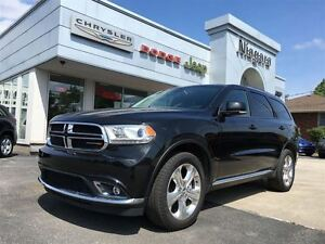 2015 Dodge Durango LIMITED,LEATHER,20'S,NAV,DVD