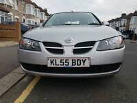Nissan Almera 1.5L - only 9200 miles!