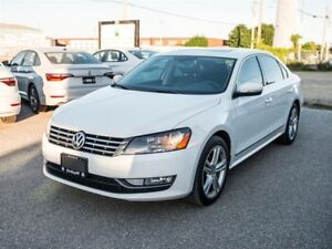 2015 Volkswagen Passat ONE OWNER FULLY SERVICED