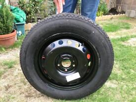 Continental Spare Tyre - 145/90 R16 M