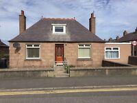 Detached 3 bedroom house for rent in Peterhead