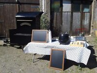Mobile Jacket Potatoe Oven Catering business