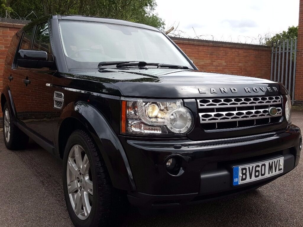 2011 land rover discovery 4 3 0 tdv6 xs 4x4 7 seater range. Black Bedroom Furniture Sets. Home Design Ideas